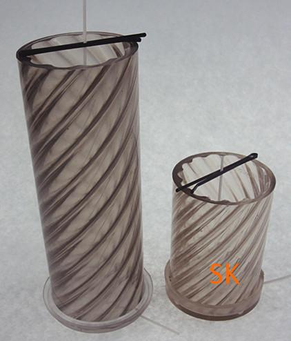 Der Kerze Modell Schraube Form Mit Durchmesser Von 5 Cm Kerze Für Handgefertigte Kaarsen Velas Modell Gute WäRmeerhaltung Logisch Diy Kerzen