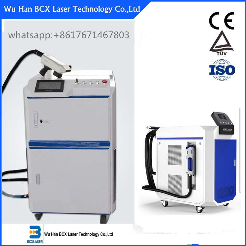 Made in China high efficiency laser cleaning machine for rust removal