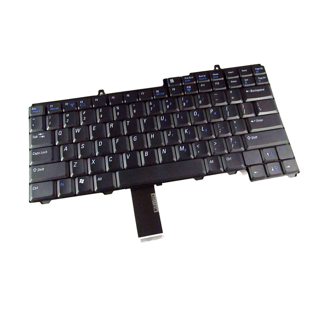 New Genuine Keyboard for Dell Inspiron E1405 E1505 630M 640M 6400 1501 9400 NC929