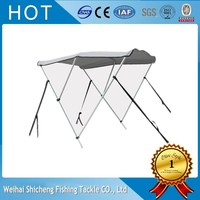 High Quality Aluminium Frame Canopy For Inflatble Boat