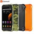 Оригинал Blackview BV5000 Водонепроницаемый Мобильный Телефон 5.0 дюймов Quad Core смартфон 2 ГБ RAM 16 ГБ ROM Android 5.1 Dual SIM Мобильный телефон