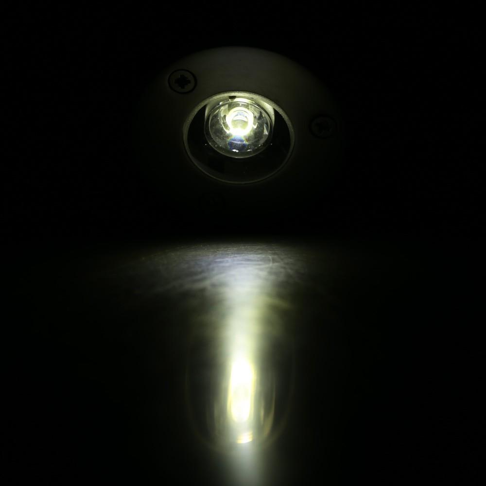 10 шт. много деятельности ac110v 220В 3 вт 5 вт 1 вт Сид IP65 водонепроницаемый 3 года гарантии CE и RoHS светодио дный подземный свет открытый похоронен встраиваемые свет