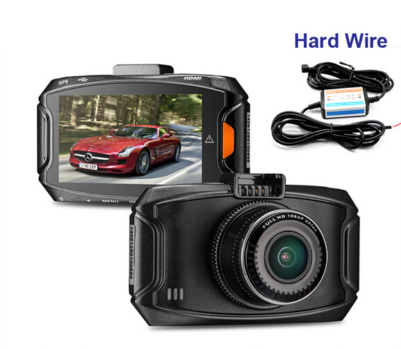 ФОТО Original GS90C Ambarella A7LA70 5MP FHD Car Dash Camera GPS DVR 2.7inch G-sensor +Hard Wire Free Shipping!!