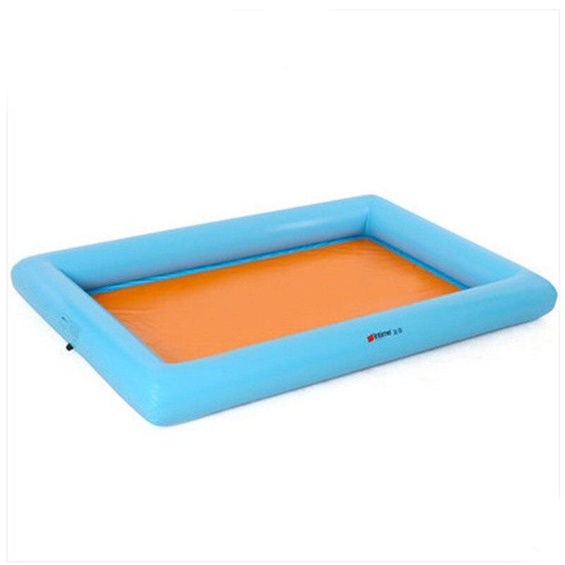 Boules d'océan gonflables pour enfants en plein air de grande taille piscine de sable piscine pour enfants Portable et accessoires taille 200*200 CM