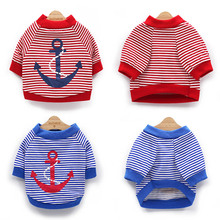 Pet-Vest Clothing Dogs-Shirts Puppy Sailor Summer Costume Dog-Outfits Pets Small-Dogs