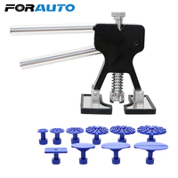PDR Toolkit Car Care Dent Removal Puller Tabs Dent Lifter Hand Tool Set Dent Repair Tools Auto Accerssories