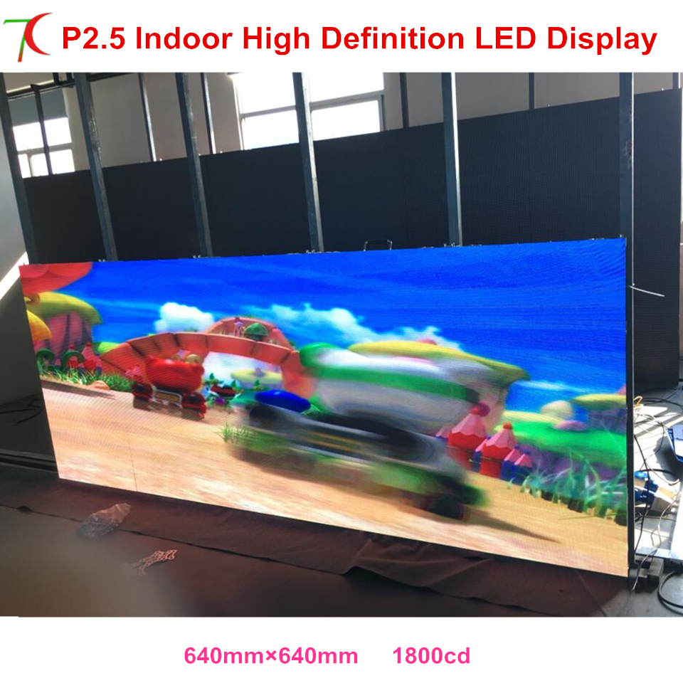 China Maufacturer Sales SMD Indoor Full Color Rental Advertisement Screen Cabinet  Wall Panel Led Video Display