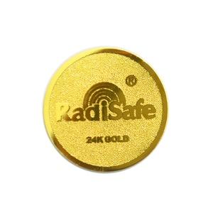 Image 2 - 24 ゴールド radisafe 抗放射線ステッカー