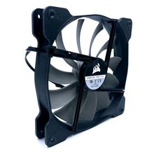 A1425L12S 2 140mm fan quiet cooling fan 140*140*25mm DC12V 0.30A(Rated Current 0.18A) computer case cooling fan 870RPM