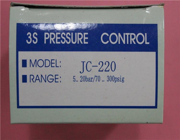 3 s pression commutateur unique électro contrôleur JC-220 original Tout Neuf authentique Corée Haute et basse tension protection