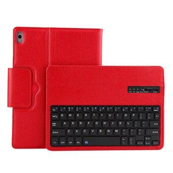 Fashion keyboard case for 10.1 inch  Lenovo TAB4 10 plus TB-804NTablet PC for  Lenovo TAB4 10 plus TB-804Nkeyboard case