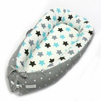 Portable Crib Bionic Cot Travel Bed For Children Infant Nest Bed Kid Cotton Cradle For Newborn