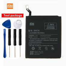 Original Xiaomi High Capacity BM36 Battery For Mi 5S 3100mAh