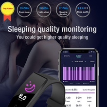 2019 Smart Watch Women Girl Smart Band Heart Rate Blood Pressure Monitor Wristband Sport Activity Tracker Fitness Bracelet Watch