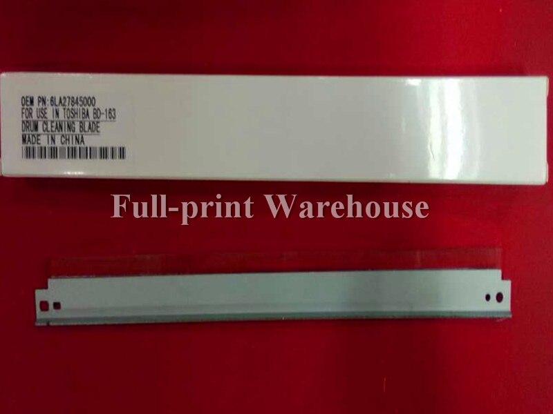 10 Pcs Factory Wholesale! 6LA27845000 Drum Cleaning Blade Compatible For TOSHIBA E-Studio 163/ 182/ 212/ 242 wiper blade декор impronta ceramiche e motion beige wallpaper dec 24x55