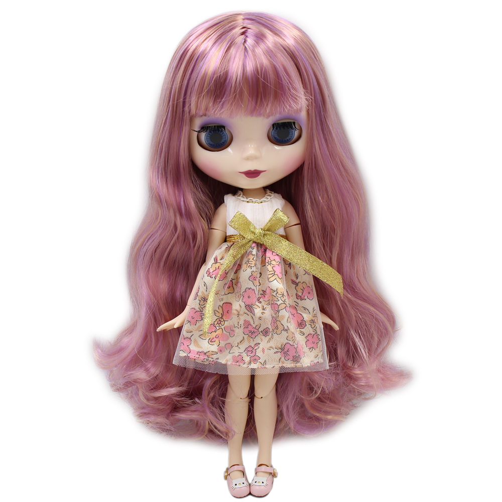 Neo Blythe Doll Colorful Hair Jointed Body | Blythe dolls