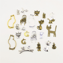 Jewelry Female Animal Cat Diy Accessories