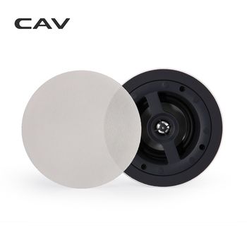 CAV HT-45 Professional Background Music System Deep Bass In-ceiling Speaker Surround Sound Home Theater Speaker Stereo Ceiling