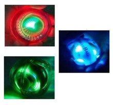 12000 RPMS Gyroscope PowerBall Gyro Power Ball Wrist Arm Exercise Strengthener LED Force Ball with Speed Meter Counter 5Colors