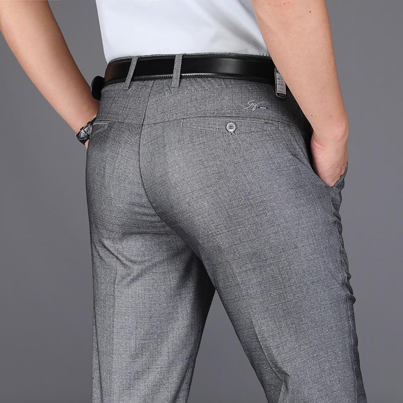 Male   Jeans   Men Men'S Classic Vetement Peto Vaquero Hombre Biker Homme Marque De Luxe Pants Slim Fit Straight Summer Trousers