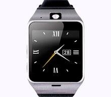Smart Uhr Aplus Uhr Sync Notifier Unterstützung Sim-karte Bluetooth für Apple iphone Android Telefon Smartwatch Uhr GVah