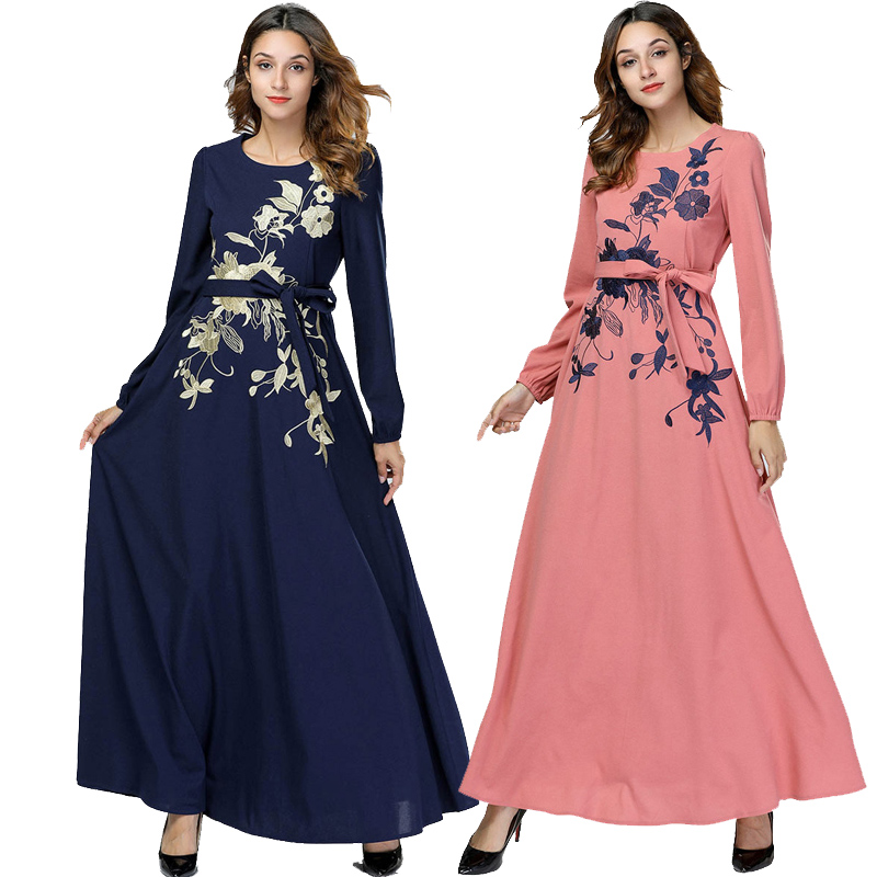 Abaya Bangladesh Muslim Hijab Dress Jilbab Turkish Islam Qatar Robe Musulman Dubai Caftan Abayas Women Kaftan Islamic Clothing