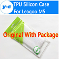 Leagoo M5 Дело Высокое Качество 100% Оригинал ТПУ Кремния Охраняемых Обложка Чехол Для Leagoo M5 5.0 Дюймов Смартфон В на складе