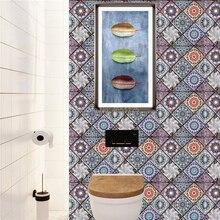 PVC Wall Sticker Self-adhesive 3D Paper DIY Sticker children Deer Flower creative stickers Home kitchen bathroom Decor kidsroom deer 3d wall sticker