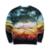Mr.1991 marca 12-18years grandes crianças camisola marca menina Belas paisagens 3D impresso hoodies meninas adolescentes jogger sportwear W29