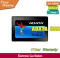 Marca de fábrica original nand ssd sólido disco duro de estado adata 3d 128 GB 256 GB SATA III 2.5 pulgadas 7mm Para El escritorio Del Servidor Laptop