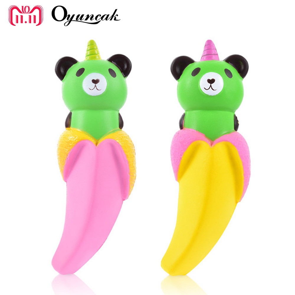 Muqgew 2018 New Banana Squishy Slow Rising Squeeze Toys Stress Reliever Decor Decompression Toys#ld Welding & Soldering Supplies