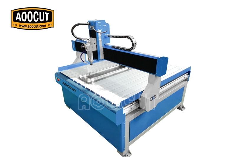 Simple to use high quality 3d aluminium profile cnc router machine for 3d engraving and milling 3
