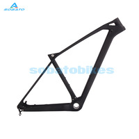 2016 Latest Mtb 27 5er Top Full Carbon Fiber Mtb Frame XS S M L