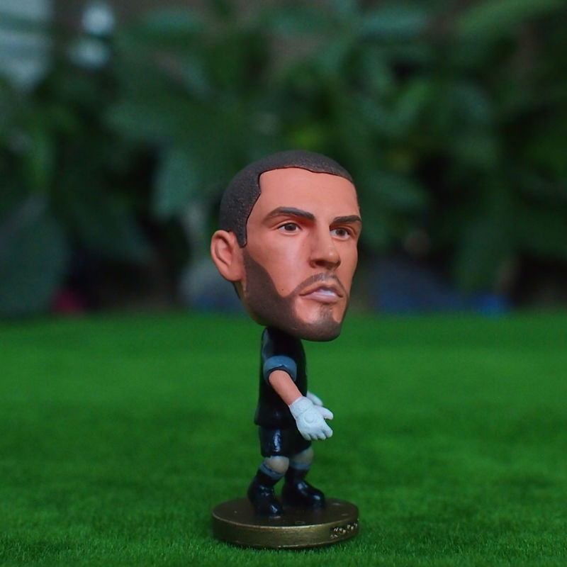 Soccer Star 1# v.VALDES (B-2014) 2.5 Action Dolls Figurine ...