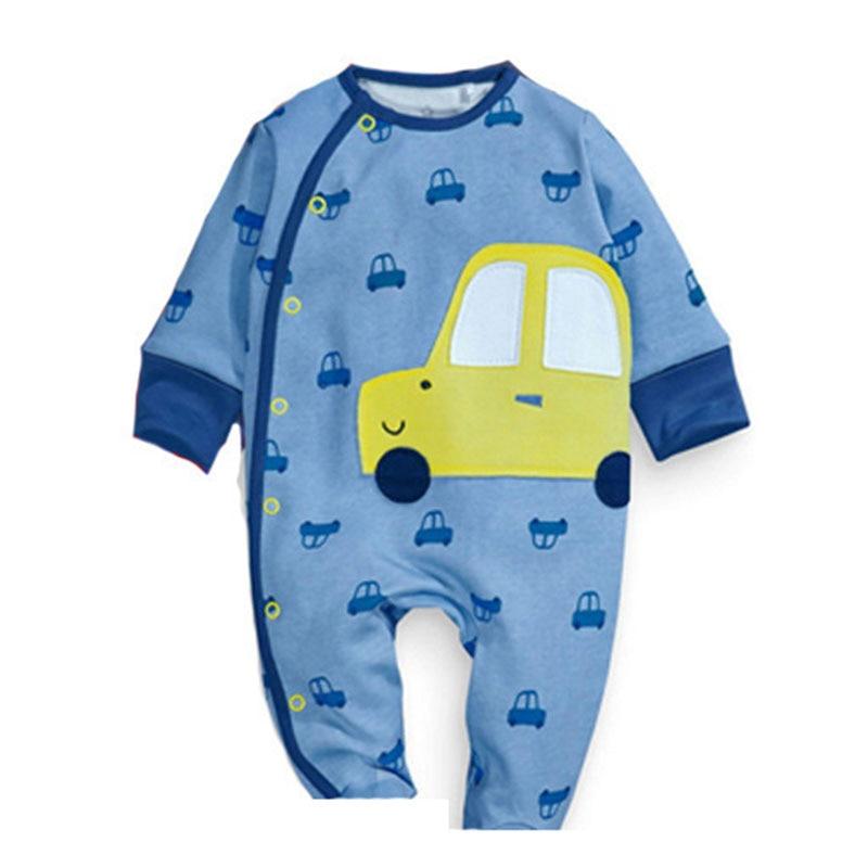 फैशन शैली बेबी Romper नवजात शिशु लड़का कपड़े 3 शैलियों कपड़े रोपा Bebe बच्चों को एक टुकड़ा rompers 1pcs HB059