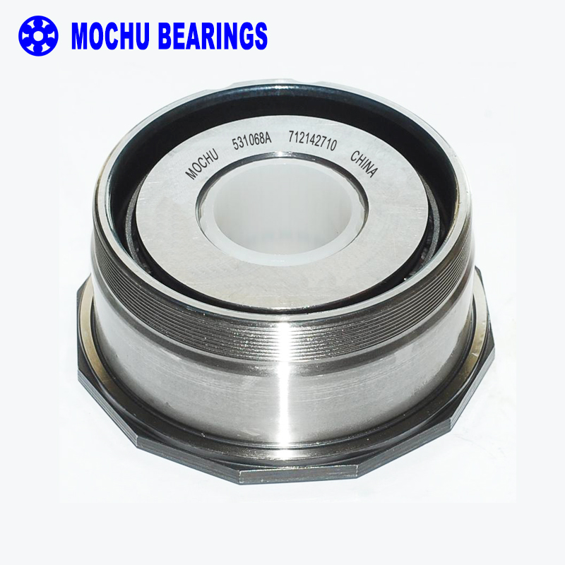 1pcs 531068A 091311219 712142710 MOCHU Manual Gearbox Bearing Auto Bearings Hub Car Bearing Bearings Wheel Hub Assemblies mochu 22213 22213ca 22213ca w33 65x120x31 53513 53513hk spherical roller bearings self aligning cylindrical bore