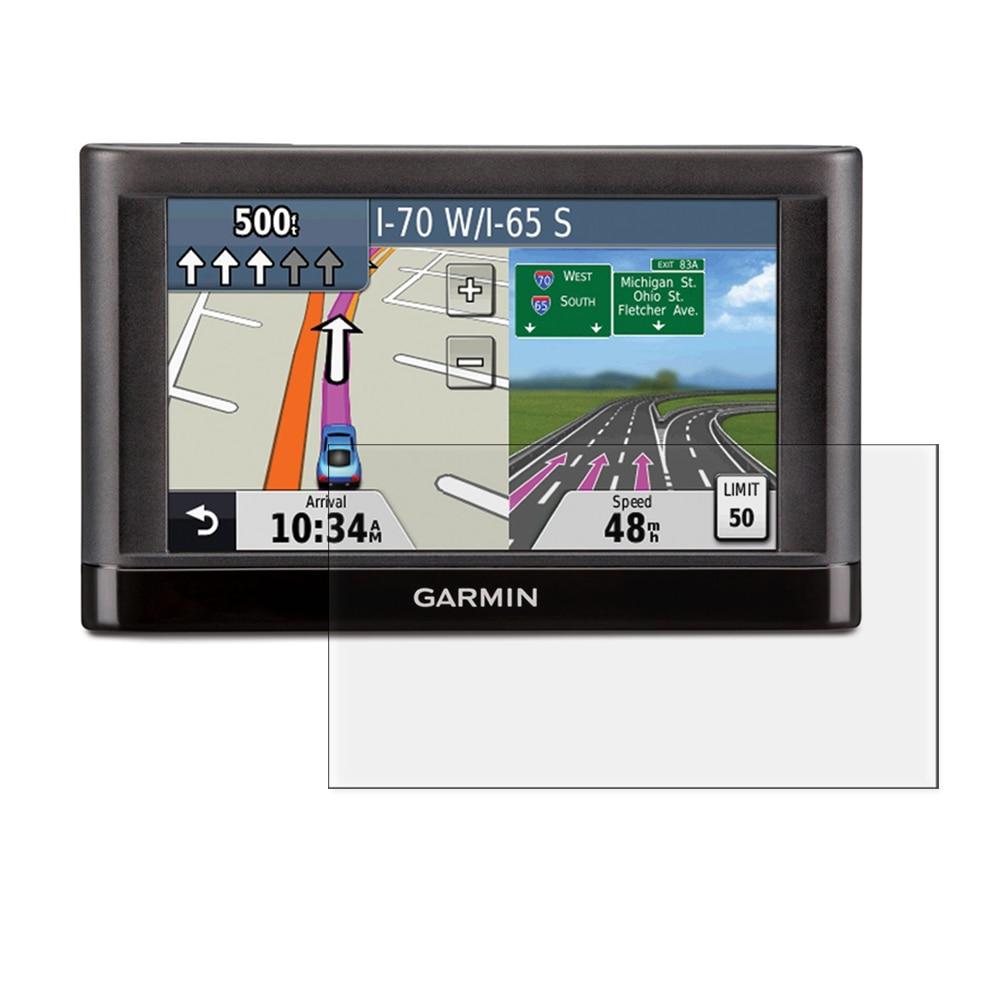 "3x ochranný film LCD Screen Protector proti poškrábání pro Garmin Nuvi 44 44LT 44LM 44LMT 4,3 ""GPS"