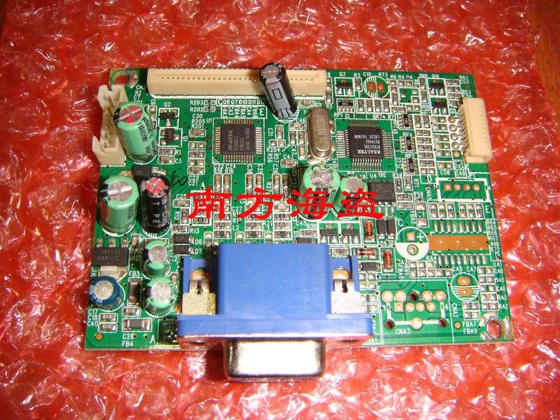 Kostenloser Versand> 915SW ursprüngliche treiberplatine MB-R2023L-DLE DLM1704M10119 senden bildschirm line-100 % Geprüfte funktion