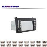 For Mercedes Benz SLK200 SLK280 SLK350 SLK55 Car Multimedia TV DVD GPS Radio Original Style Navigation