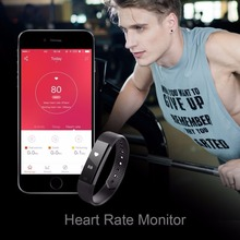 Fitness Tracker Fitness Watch with Heart Rate Monitor For Apple and Android