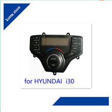 for HYUNDAI i30 AIR CONDITIONER MODULE A/C Air Con Heater Control Unit HEATER CLIMATE CONTROL UNIT(China)