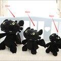 30 cm el entrenador master 2 desdentada furia nocturna dragón de peluche de juguete para niños juguete del bebé envío gratis