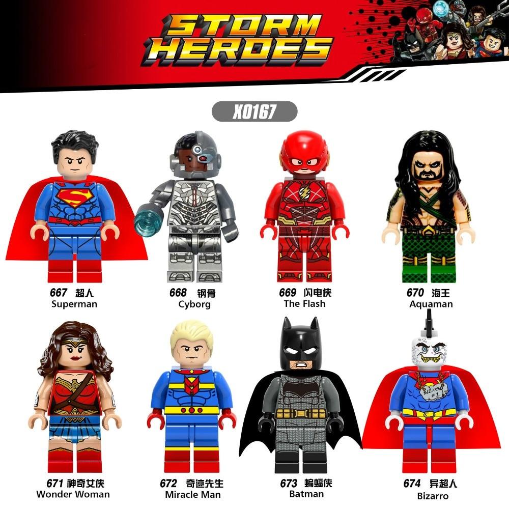 Aliexpresscom  Buy Sn 80Pcs Super Heroes Marvel Superman -9679
