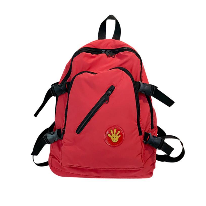 Travel Backpack Mochila School-Bags Female Woman Men Nylon -410 Latop 16inch Feminina