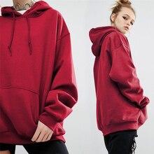 2017 Women'S Autumn Cute Hoodies Cotton Tracksuit Ladies Sweatshirts Black Hoodie Pullover Women Hip Hop Fashion Black Coats Z20