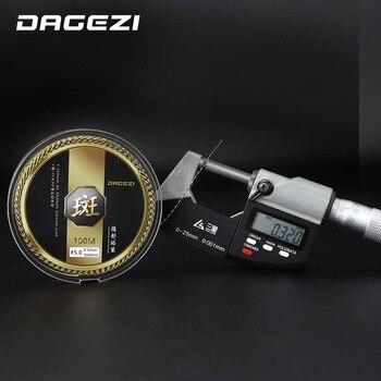 Best DAGEZI 100M PE Braided Fishing Line Fishing Lines e97de37ac7bb1b9210bc97: 0.20mm---25LB|0.23mm-30LB|0.28mm-40LB|0.32mm---50LB|0.40mm---80LB