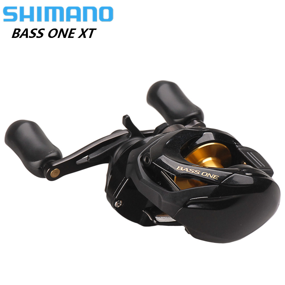 SHIMANO NEW BASS ONE XT 150 151 Baitcasting Fishing Reel 4+1BB 7.2:1 Right Left Hand Bait Casting Reel SVS System Lure Wheel awei te800i in ear earphones w microphone for samsung black purple 120cm cable 3 5mm plug
