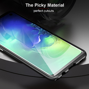Image 3 - for Samsung Galaxy S10 Plus Bumper Case Original Luphie Curved Metal for Samsung S10 Case S10e  Ultra Thin Aluminum Frame Cover