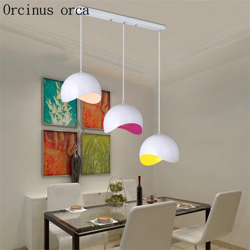 Ռեստորանային ջահ, ժամանակակից լույսի - Ներքին լուսավորություն - Լուսանկար 5