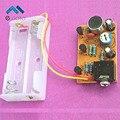 Hearing Aid Kits DIY Suíte Produção Eletrônica Ensino Formação Partes